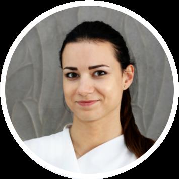 Martyna Zaręba - kosmetolog kliniki urody Beauty Duty
