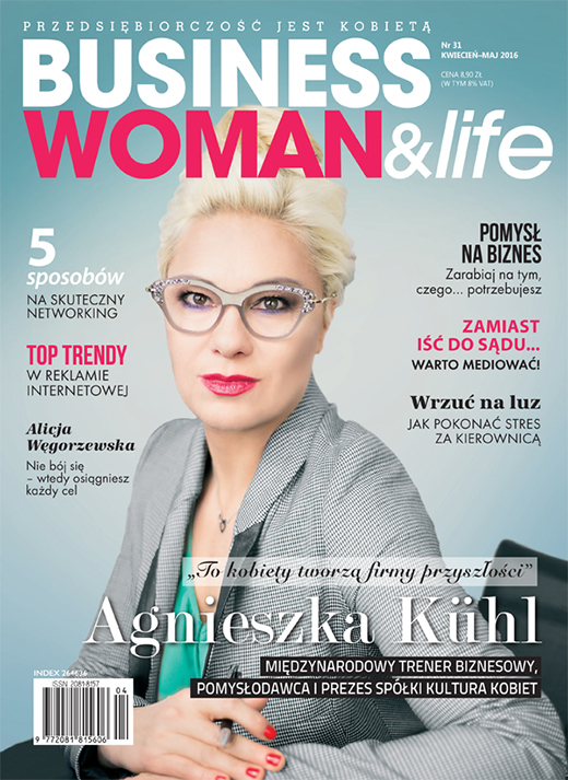 Business Women nr 31 - okładka