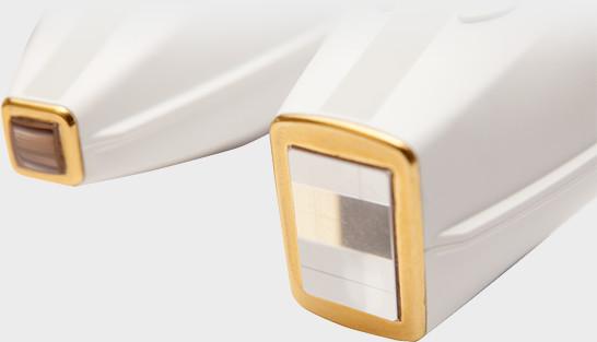 Sprzęt stosowany podczas zabiegu depilacji laserowej Palomar Vectus