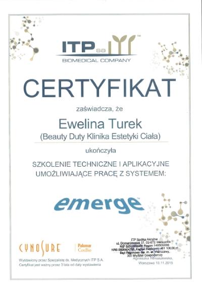 Ewelina Turek – Emerge