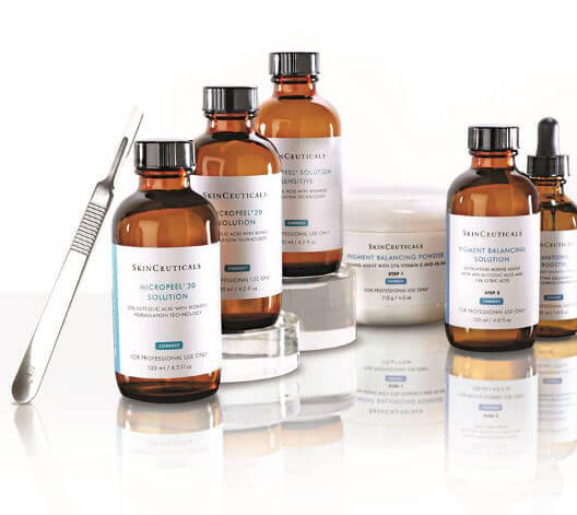 Preparaty SkinCeuticals do peelingu chemicznego