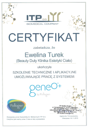 Ewelina Turek – Geneo
