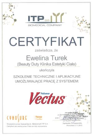 Ewelina Turek – Vectus