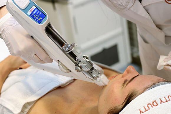 Mezoterapia igłowa w klinice urody Beauty Duty