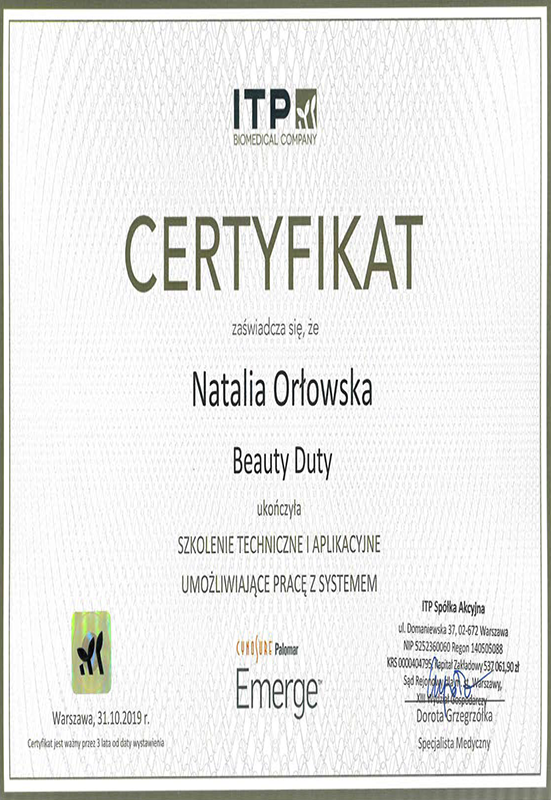 Natalia Orłowska – Emerge